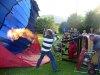 Ballonfahrt über den Landkreis